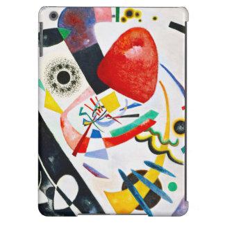 Kandinsky Red Spot iPad Air Case