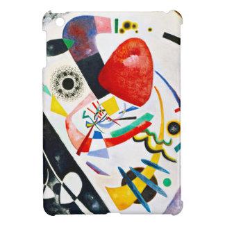 Kandinsky Red Spot iPad Mini Case