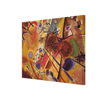 Kandinsky - Small Dream in Red Canvas Print