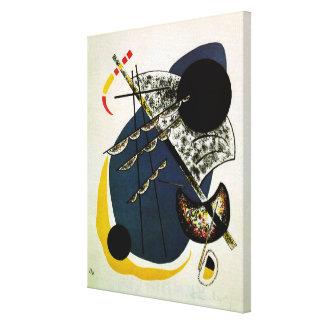 Kandinsky - Small Worlds II Canvas Print