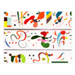 Kandinsky Succession Postcard