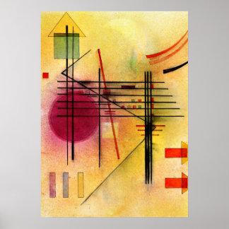 Kandinsky - Vibrant Poster