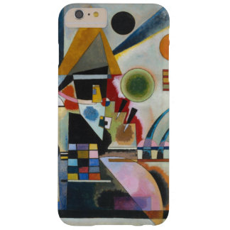 Kandinsky's Abstract Painting Swinging Barely There iPhone 6 Plus Case