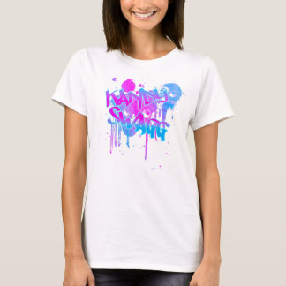 Kandy Swagg Hip Hop T-Shirt