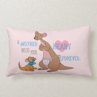 Kanga & Roo | Mother Quote Lumbar Pillow