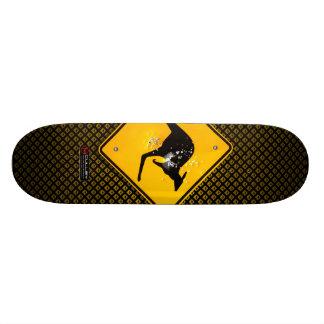 Kangaroo 002 skate board decks