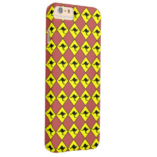 Kangaroo Barely There iPhone 6 Plus Case