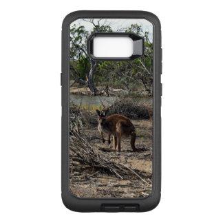 Kangaroo  Billabong Otterbox Samsung Galax S8 Case