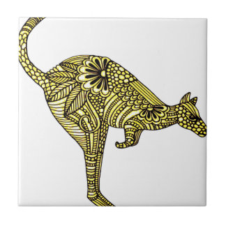 Kangaroo Ceramic Tile