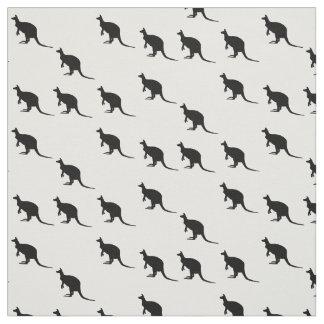 Kangaroo contour fabric