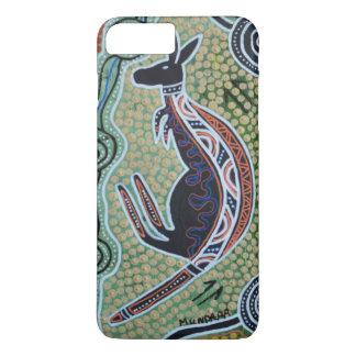 Kangaroo Dreaming iPhone 7 Case