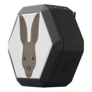 Kangaroo Face Black Bluetooth Speaker
