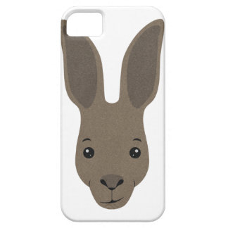 Kangaroo Face iPhone 5 Case