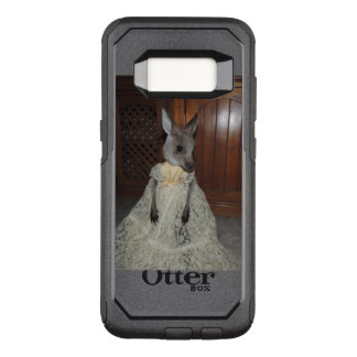 Kangaroo Joey OtterBox Commuter Samsung Galaxy S8 Case