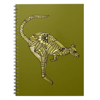 Kangaroo Notebooks