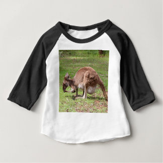 Kangaroo, Outback Australia Baby T-Shirt