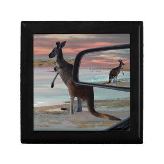 Kangaroo_Sea_Breezes,_ Keepsake Box