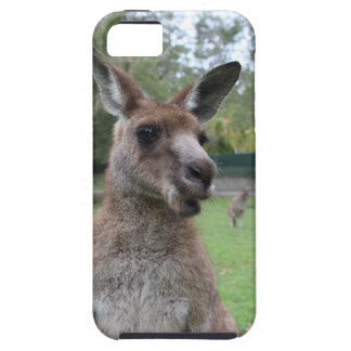 Kangaroo selfie case for the iPhone 5