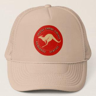 Kangaroo Service Trucker Hat