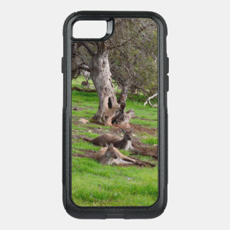 Kangaroo Siesta, Tough Otterbox iPhone 7/8 Case.