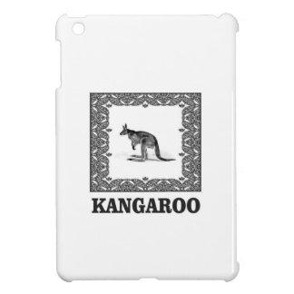 kangaroo squared iPad mini cover