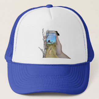 Kangaroo Telephone Express, Trucker Hat