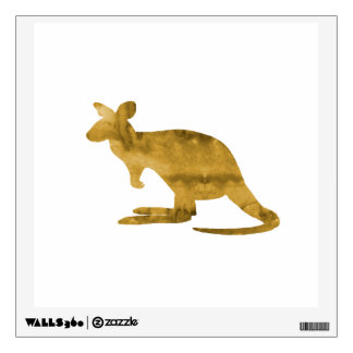 Kangaroo Wall Sticker