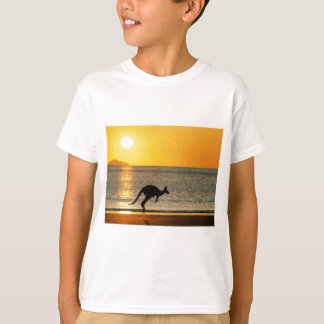 Kangaroos to the one for of the sun T-Shirt