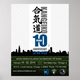 Kangeiko 2015 poster
