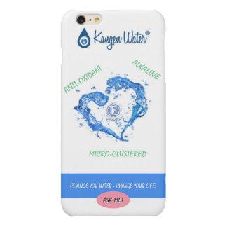 Kangen Water iPhone 6+ Matte Case