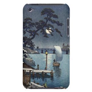 Kangetsu Bridge, Shimonoseki on Early Autumn iPod Touch Cover