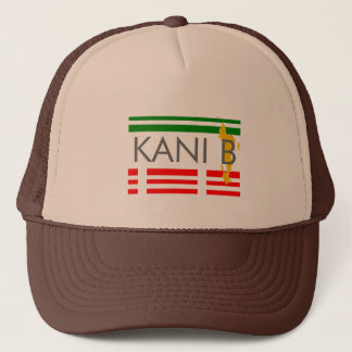 KANI B TRUCKER HAT