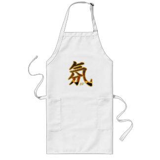 Kanji: Air - Apron #2
