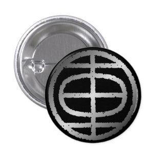 """kanji """" car """" 1 inch round button"""
