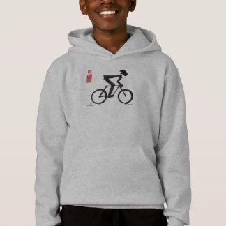 "Kanji Cyclist ""Breakaway"" Hoodie"