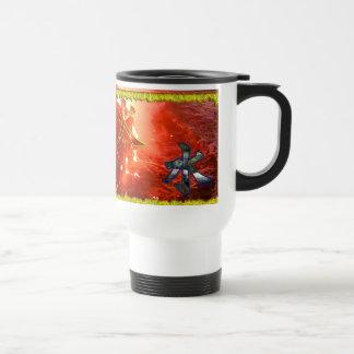Kanji: Four Elements - Mug #3