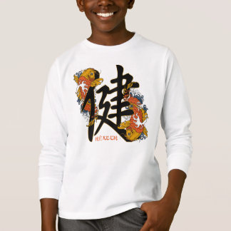 Kanji Koi Fish Health T-Shirt