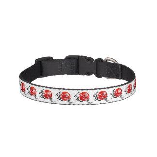 Kanji Love Pup Collar Dog Collars
