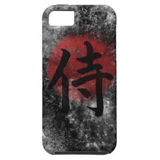 Kanji Samurai Grunge 2 iPhone 5 Cases