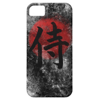 Kanji Samurai Grunge 2 iPhone 5 Cover