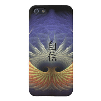 Kanji Self-Confidence iPhone 5/5S Case