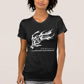 Kanji Symbol Oriental Zodiac [Dragon] T-Shirt