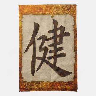 Kanji Zen Health Kitchen Towel