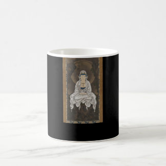 Kannon, Bodhisattva of Compassion c. 1500's Coffee Mug