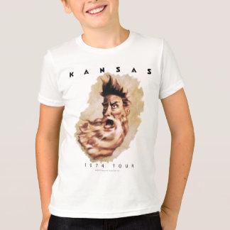 KANSAS - 1974 Tour T-Shirt