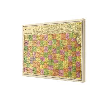 Kansas 4 gallery wrap canvas