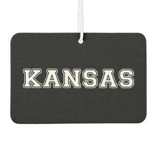 Kansas Air Freshener