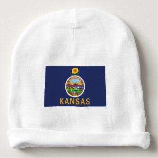 Kansas Baby Beanie