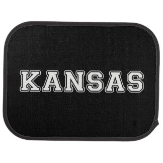 Kansas Car Mat