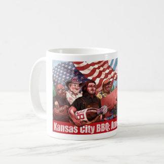 Kansas City BBQ Mug